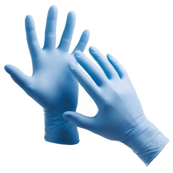 jednorazove-nitrilove-pudrovane-pracovne-rukavice