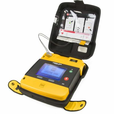 physio-control-lifepak-1000-open-view